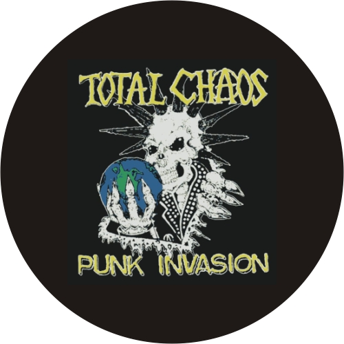 Button Total Chaos 2